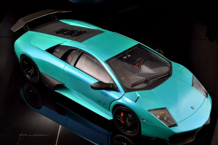 Lamborghini Murcielago SV 40th Anniversary