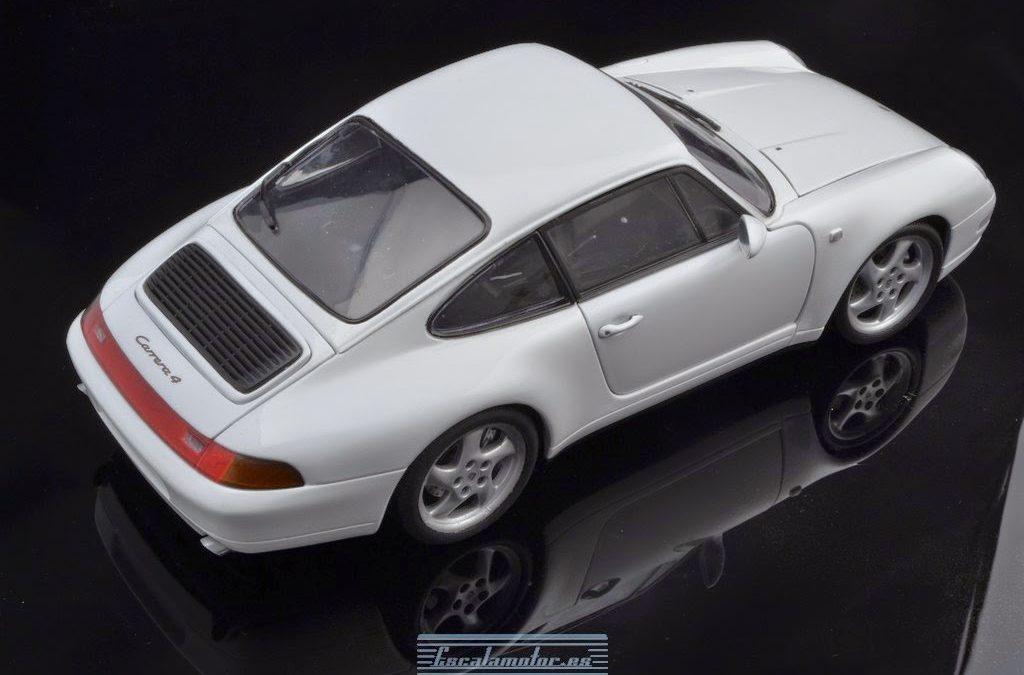 Porsche 911 993 Ut Models 1:18