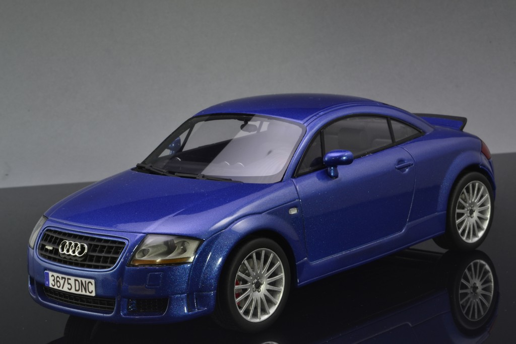 audi tt rs dna collectibles