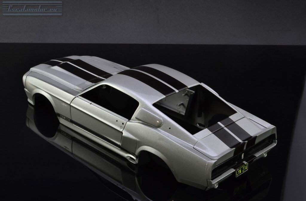 Shelby mustang gt500 Eleanor 1:18 greenlight collectibles
